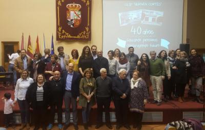 El Colegio 'Hernán Cortés' de Talavera celebra su 40 aniversario