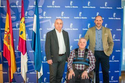 El talaverano Miguel Ángel del Pino es el único caso diagnosticado en España