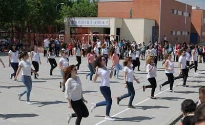 Actividades del IES Puerta de Cuartos para celebrar el Día del Centro