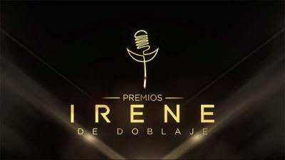 Los Premios Irene de Doblaje celebran su primera edición el 23 de abril