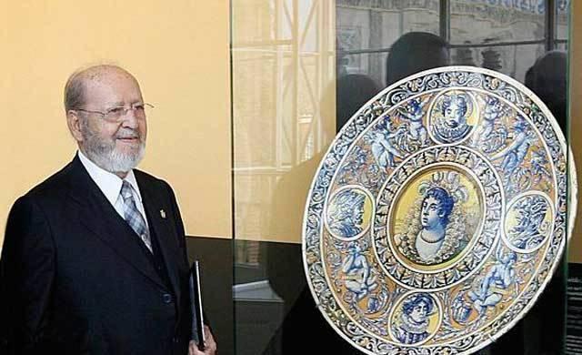 Vicente Carranza, Medalla al Mérito Cultural Extraordinario de CLM