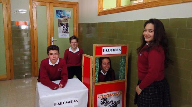 Los alumnos del 'Clemente Palencia' celebran su Semana Cultural dedicada a Europa