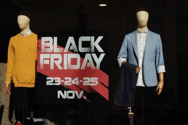 'DelBarquito' desembarca su moda masculina en el Black Friday