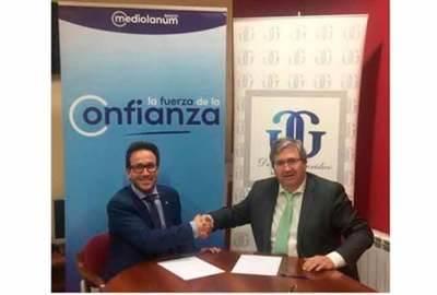El Despacho de Abogados 'Emilio Gutiérrez' firma con Banco Mediolanum un acuerdo de colaboración que beneficiará a sus clientes