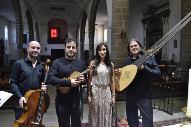 Nereydas presenta 'Todo es bello entendimiento' en el Teatro Victoria