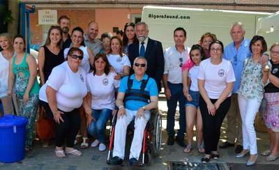 La sexta paella solidaria de Talavera, a favor de la Asociación ASYD