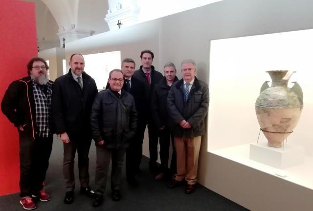 El presidente de la Federación Española de Asociaciones UNESCO visita a 'aTempora'