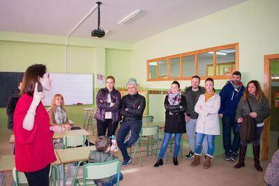 Más de un centenar de familias conocen el proyecto educativo del 'Clemente Palencia' en sus jornadas de puertas abiertas