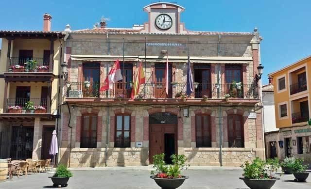 Candeleda presenta su candidatura como Villa Europea del Deporte 2018