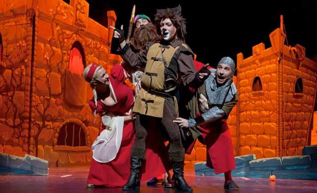 El musical 'Gato con Botas', broche a la programación navideña de Talavera