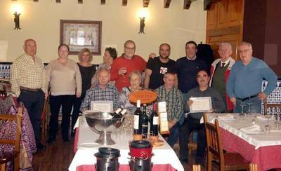 Homenaje al talaverano restaurante 'La Flor de la Jara'