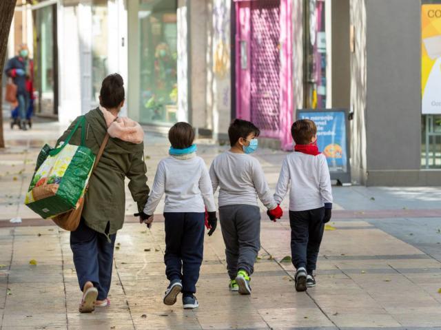 ACTUALIDAD | Recomendaciones ante el paseo de los niños