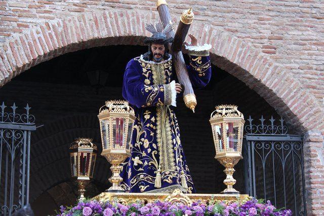 Este sábado se repone al culto la imagen de Nuestro Padre Jesús Nazareno tras una exhaustiva intervención para su conservación