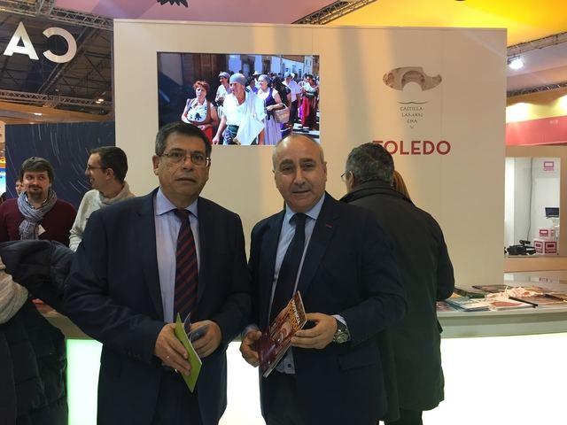 Animan al sector privado a aprovechar todas las potencialidades turísticas que ofrece la provincia de Toledo