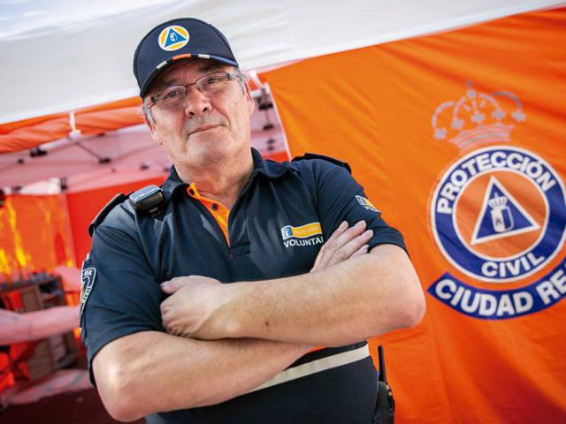 OBITUARIO | Fallece el Jefe de Protección Civil de Ciudad Real