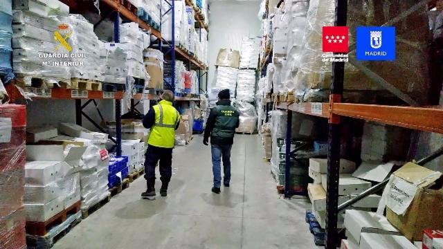 OPERACIÓN 'PITANZA' | 122.000 kilos de productos cárnicos incautados y 14 detenidos por