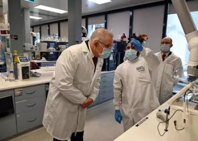 COVID | La Universidad de Oxford anuncia que reanuda los ensayos de su vacuna