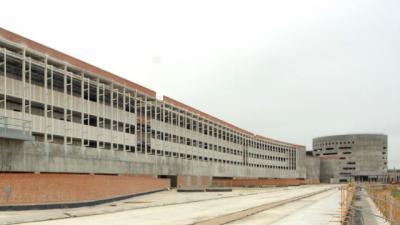 Cerca de 900 personas están trabajando en las obras del nuevo hospital de Toledo