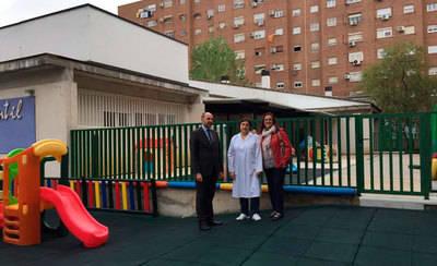La Junta acomete mejoras en centros educativos de Lagartera y Talavera