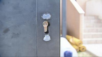 Detenidos momentos antes de ocupar ilegalmente una vivienda