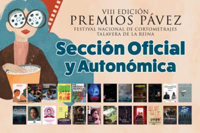 Los Premios Pávez continúan hoy con su segunda jornada de proyecciones nacionales