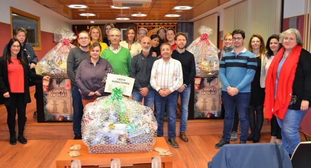 'Compra en Olías', campaña navideña del Ayuntamiento local