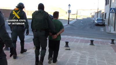 Detenidas cuatro personas por un robo con violencia e intimidación en El Viso de San Juan
