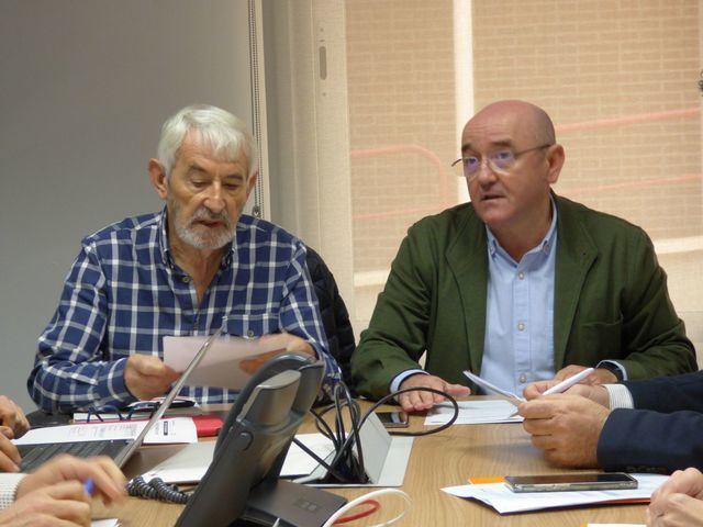 Celebrada esta semana la comisión técnica de seguimiento del convenio.