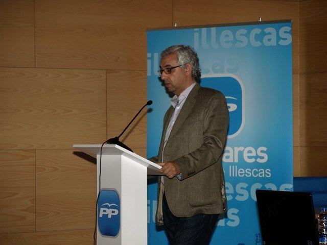 Cabanes (exalcalde de Illescas):