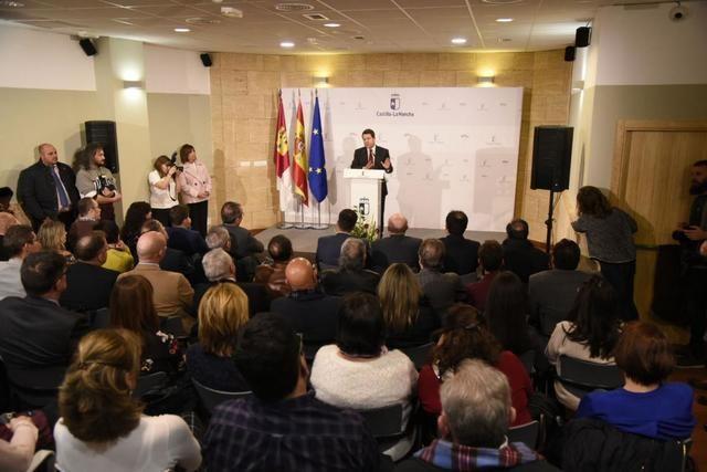 Gobierno CLM aprobará la convocatoria de un primer paquete de ayudas de la PAC 2018