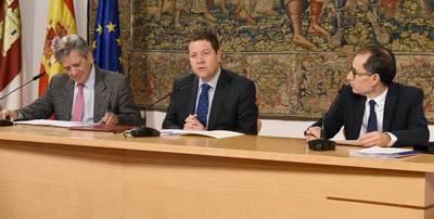 """Emiliano García-Page: """"Rajoy ha dejado en evidencia la gran traición y mentira del llamado Memorándum del Tajo-Segura"""""""