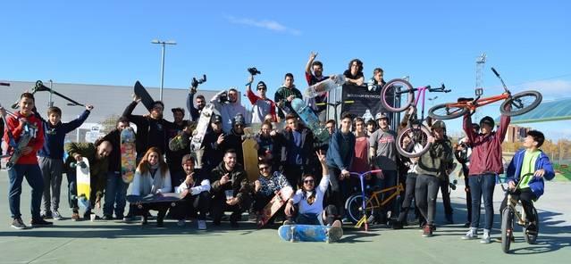 'El refugio Skate Pârk', el nuevo club deportivo de Talavera
