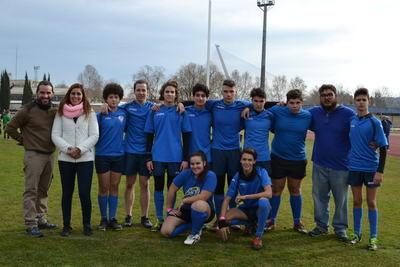 Talavera Rugby Club participa en el encuentro de clubs federados de Castilla-La Mancha