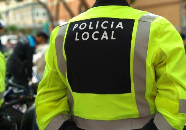 La policía sigue vigilando la pillería de algunos ciudadanos para salir a la calle