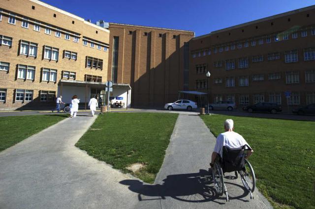 Hospital Nacional de Parapléjicos.