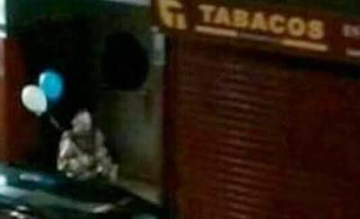 Ya tenemos 'payaso asesino' en Talavera de la Reina