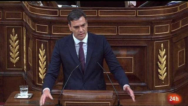La investidura de Pedro Sánchez, en las plataformas de CMMedia