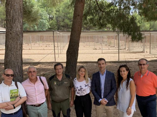 318.000 euros en la recuperación de la perdiz roja esteparia hasta 2021