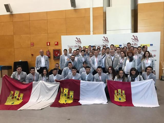 La FP de Castilla-La Mancha logra dos medallas de plata