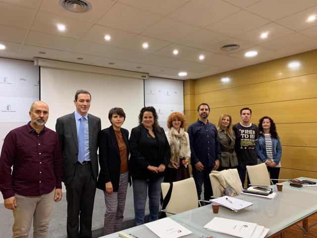 El Consejo de Formación Profesional acuerda la apertura de un grupo de trabajo