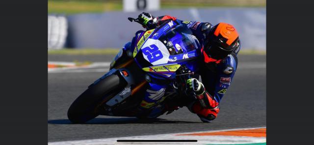 MOTOR | El talaverano Juanjo Núñez finaliza cuarto en el campeonato de España