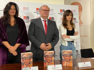 José María Gómez salió ayer por la puerta grande de Las Ventas