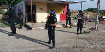 Detenidos los presuntos autores de 17 robos con fuerza en fincas próximas al Cerro de los Palos