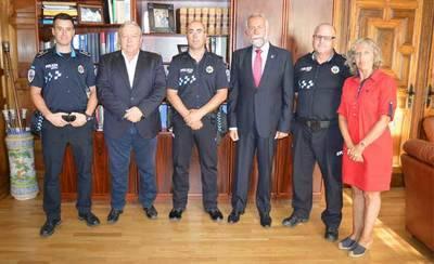 Dos personas para la Policía Local de Talavera en comisión de servicios