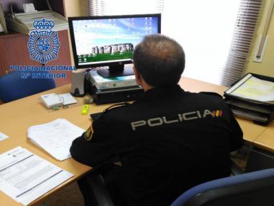 SUCESOS | La Policía Nacional desarticula una organización criminal dedicada a cometer estafas en Toledo con documentos sustraídos
