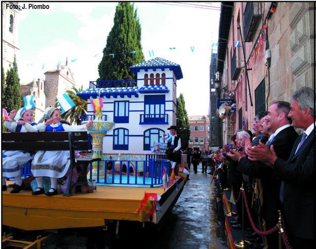 HEMEROTECA | Las Mondas hace 15 años. ¿Las recuerdas?