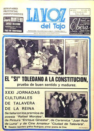 Especial Constitución   Hace 40 años...