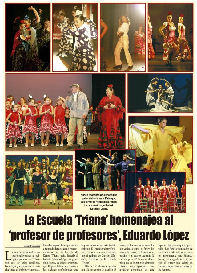 HEMEROTECA | 20 Noticias con foto y una entrevista (X)