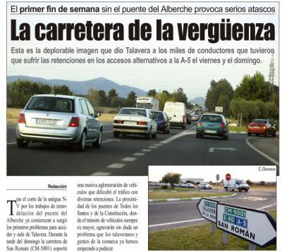 HEMEROTECA | 20 Noticias con foto y una entrevista (XII)