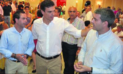 Pedro Sánchez en Talavera